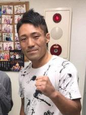 WMC世界 ライト級王者 伊東伴恭 選手