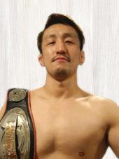 ONE参戦 修斗世界ライト級王者 松本光史 選手