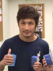 元東洋太平洋 フライ級王者 中山佳祐 選手